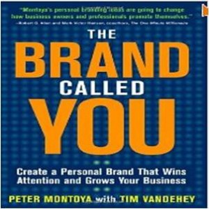 The Brand called your for Personal Competitive Advantage