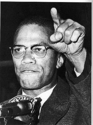 The Malcolm X Presentation for power and impact