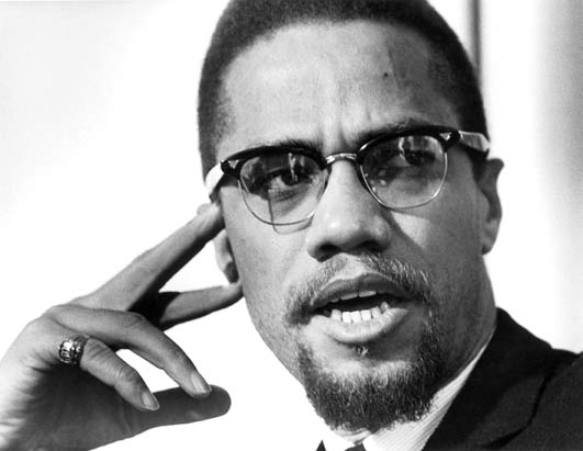 Malcolm X was a Great Presenter