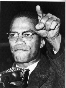 Malcolm X was a Great Presenter with Professional Presence
