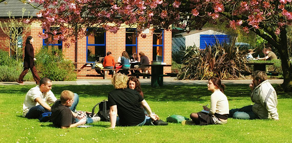 students-on-grass
