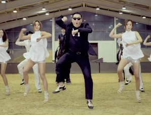 Gangnam style Presentation Can elevate your own show