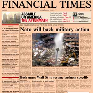 financial times provides powerful presentation topics