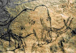 Touch your own cave paintings in your business presentation