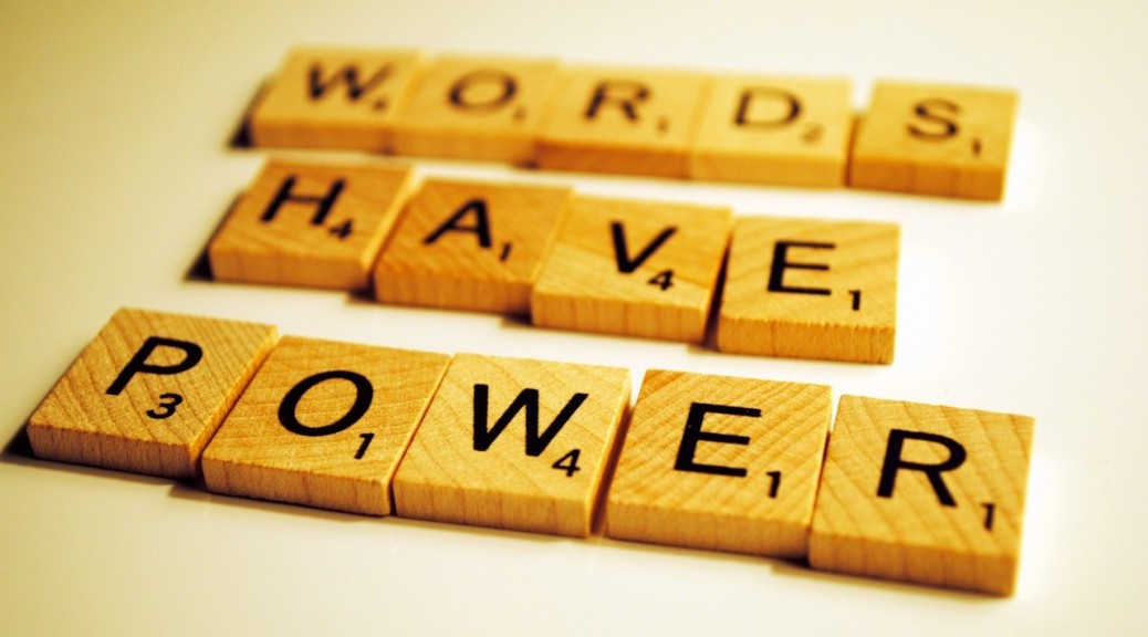 Power Words for an especially powerful presentation
