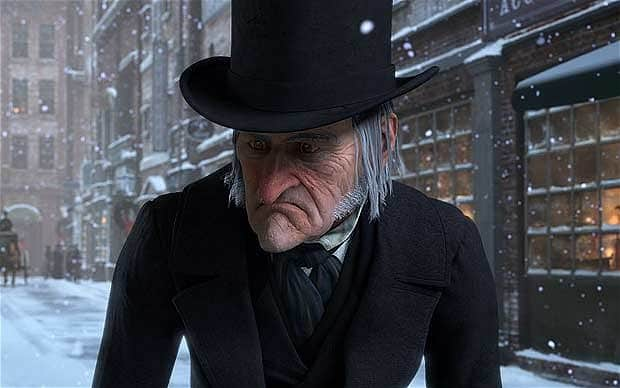 Especially Powerful Scrooge