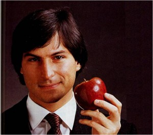 Steve Jobs was a fine presenter, but there were and are no Presentation Secrets of Steve Jobs
