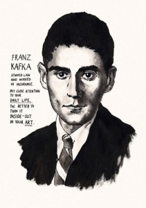 Kafka presentation style